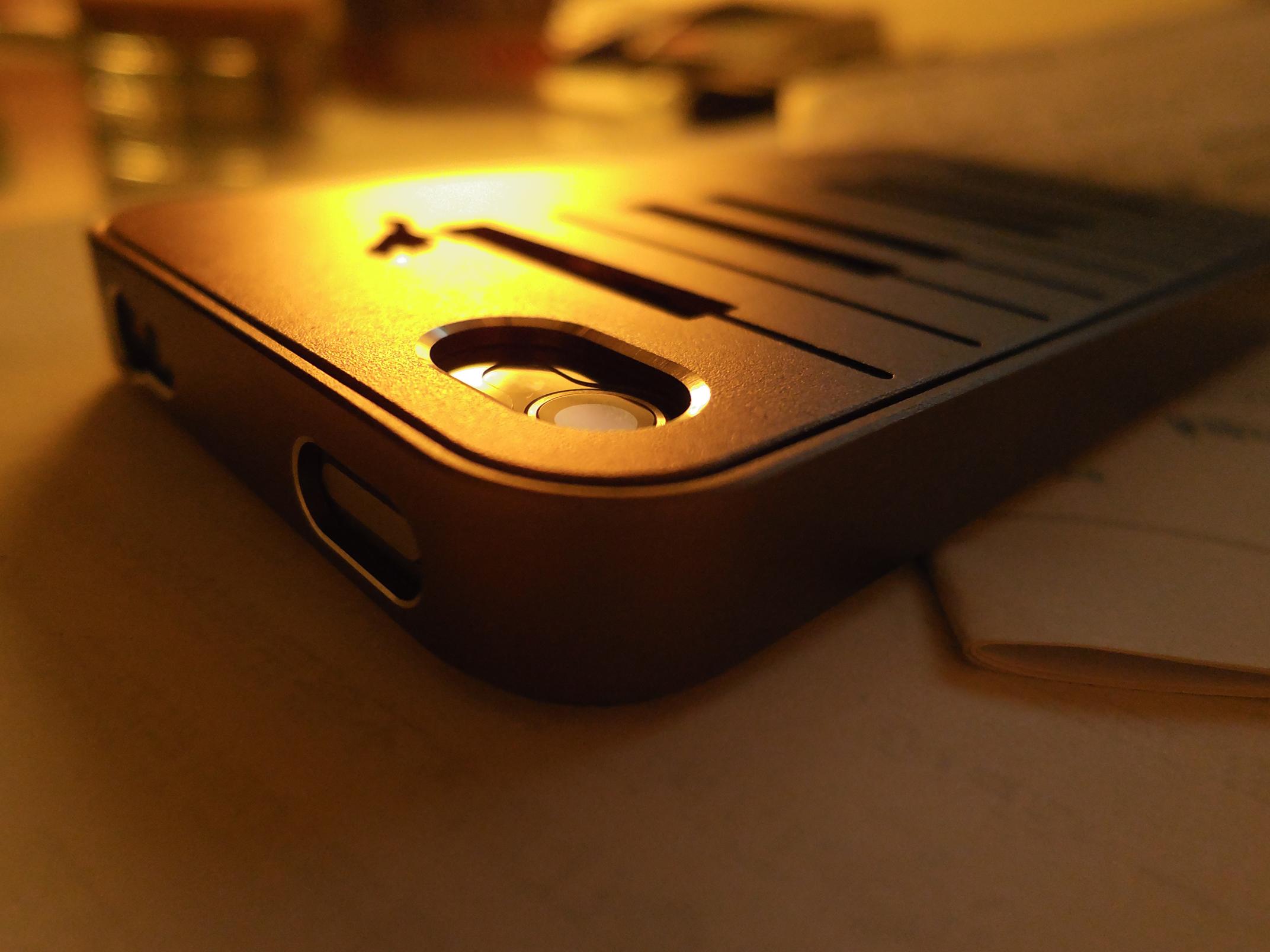 G1实拍图 - iphone4s手机壳