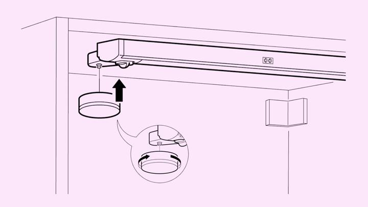 给你的橱柜来一些灯光-米多饭香-A010