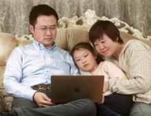 我们都是第一次学着做彼此最好的家人